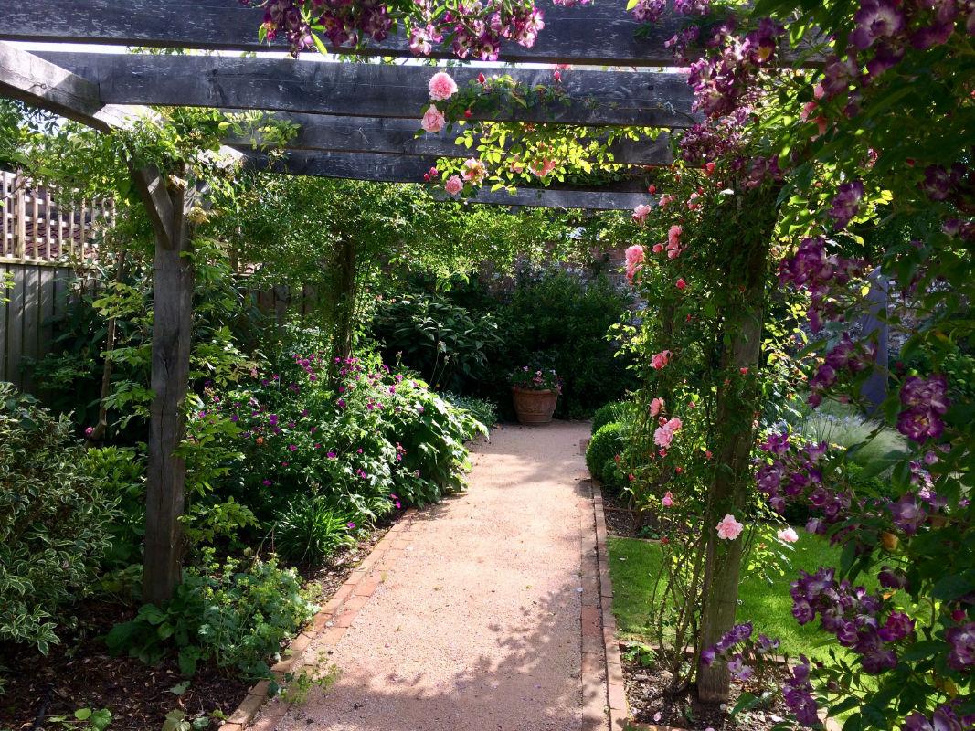 Roger Webster Garden Design -Active Retirement