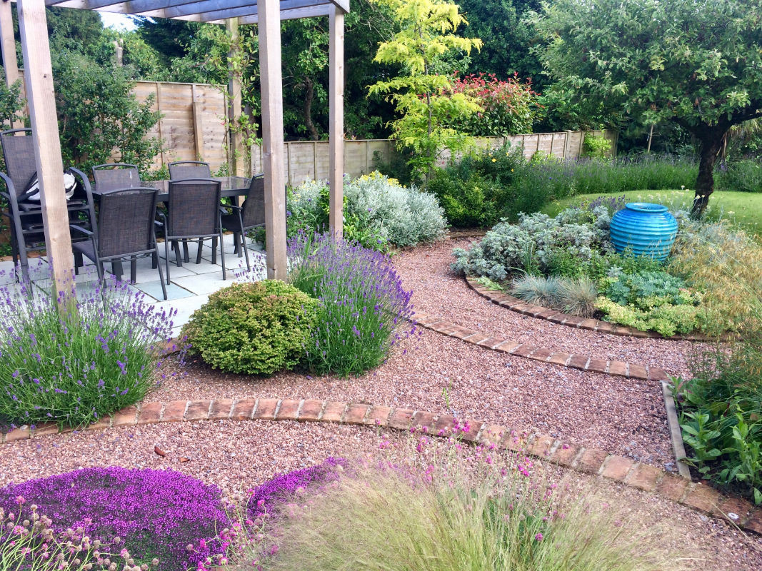 Roger Webster Garden Design - Circles