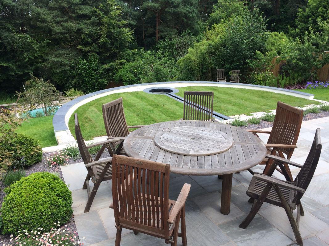 Roger Webster Garden Design - Meander