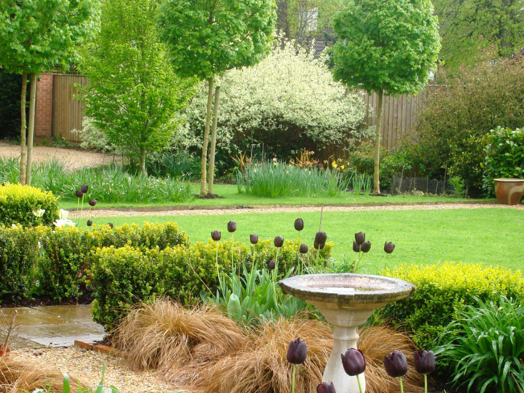 Roger Webster Garden Design - Old Rectory