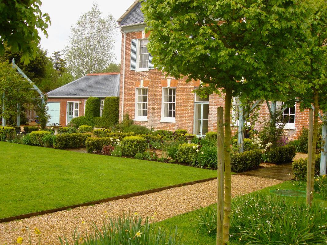 Roger Webster Garden Design - Old Rectory Garden